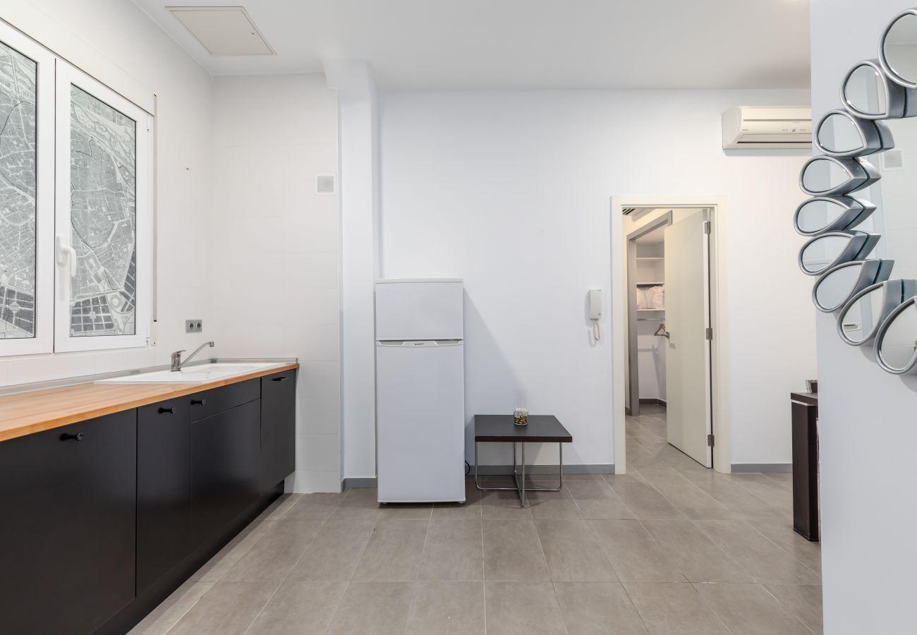 Apartamento en Valencia - TH Marítim 2-3