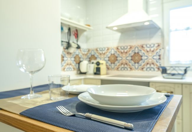 Apartamento en Madrid - FREE WiFi Apartment Vallecas-Albufera-Pedro Laborde M (SDM21)