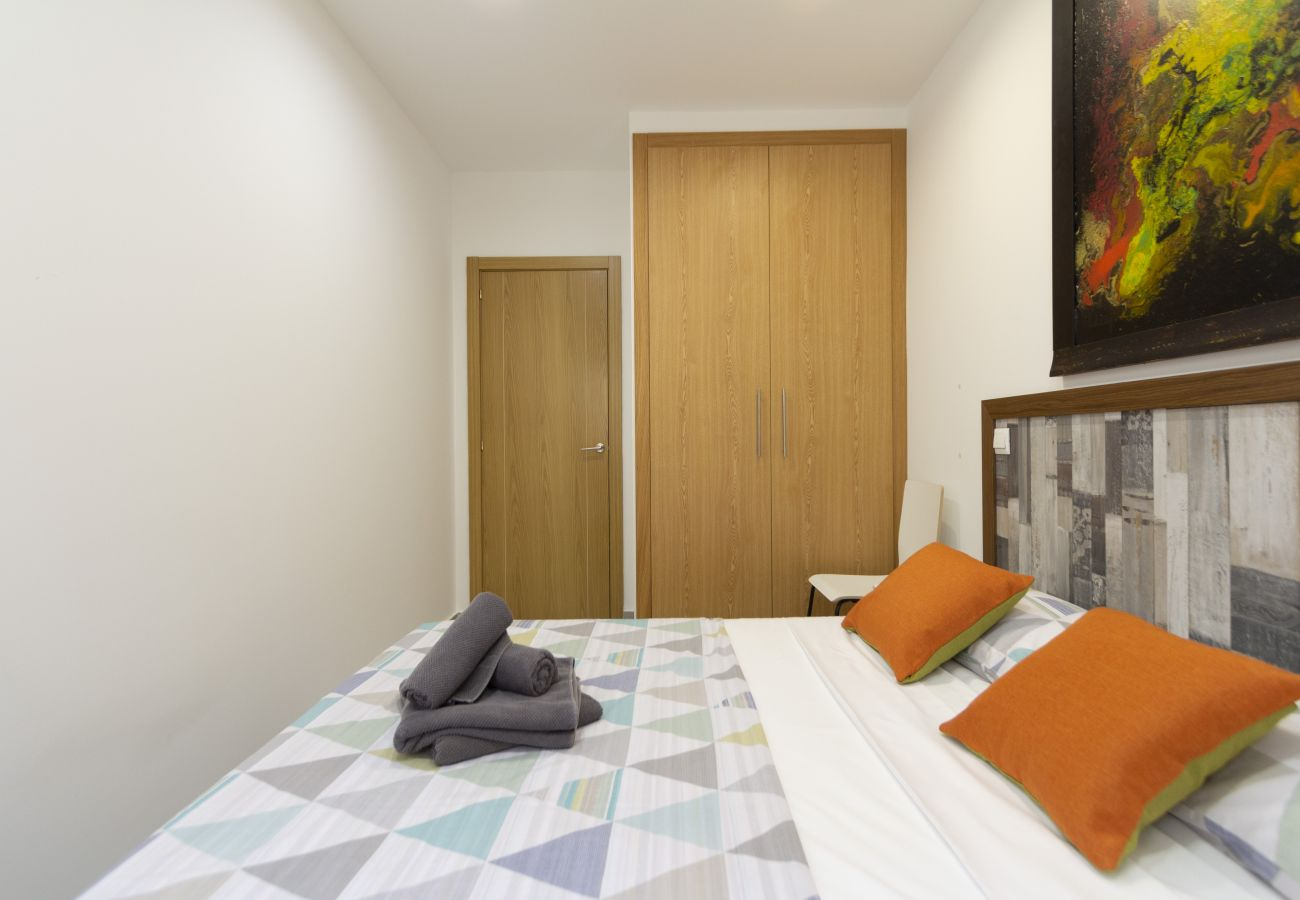 Apartamento en Madrid - Luxe Apartment Madrid North Real Madrid Stadium HGA5