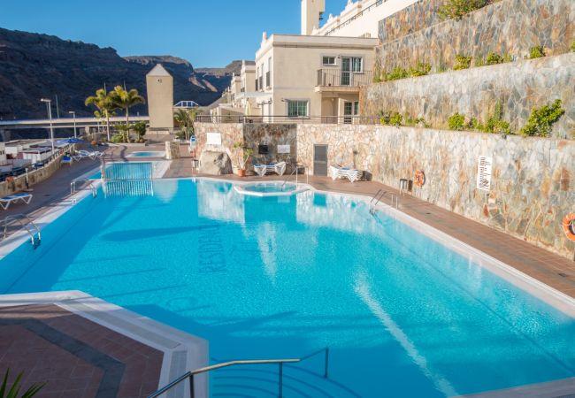 Casa en Mogán - Duplex en Puerto Rico con piscina by Lightbooking