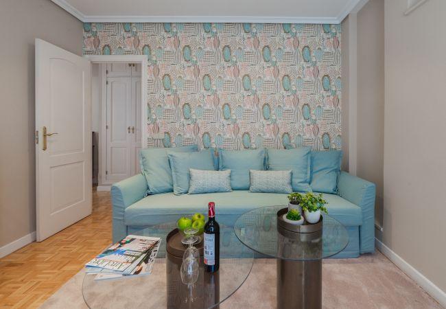 Apartamento en Madrid - Luxury apartment Centro Madrid Downtown Salamanca M (PAD6)