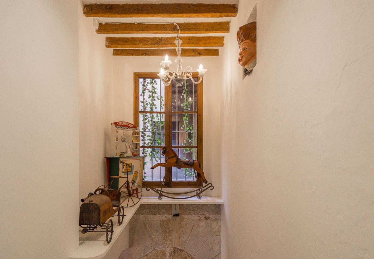Apartamento en Palma de Mallorca - Apartamento con aire acondicionado en Palma de Mallorca