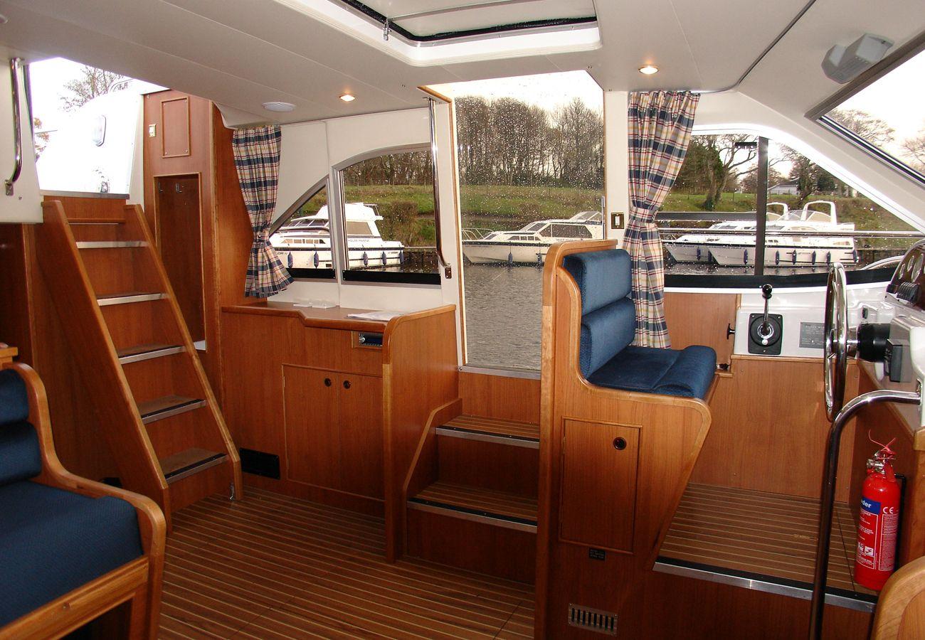 Barco en Killadeas - Barco de 2 dormitorios en Killadeas