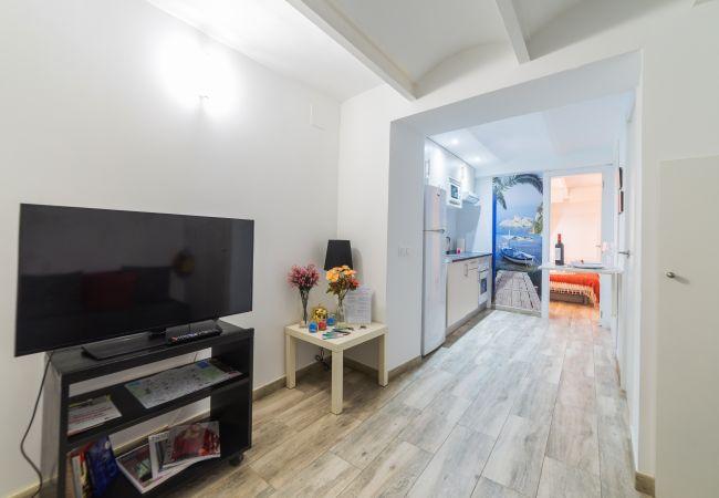 Apartamento en Madrid - Apartamento O'Donnell-Gregorio Marañón M (JJN155)