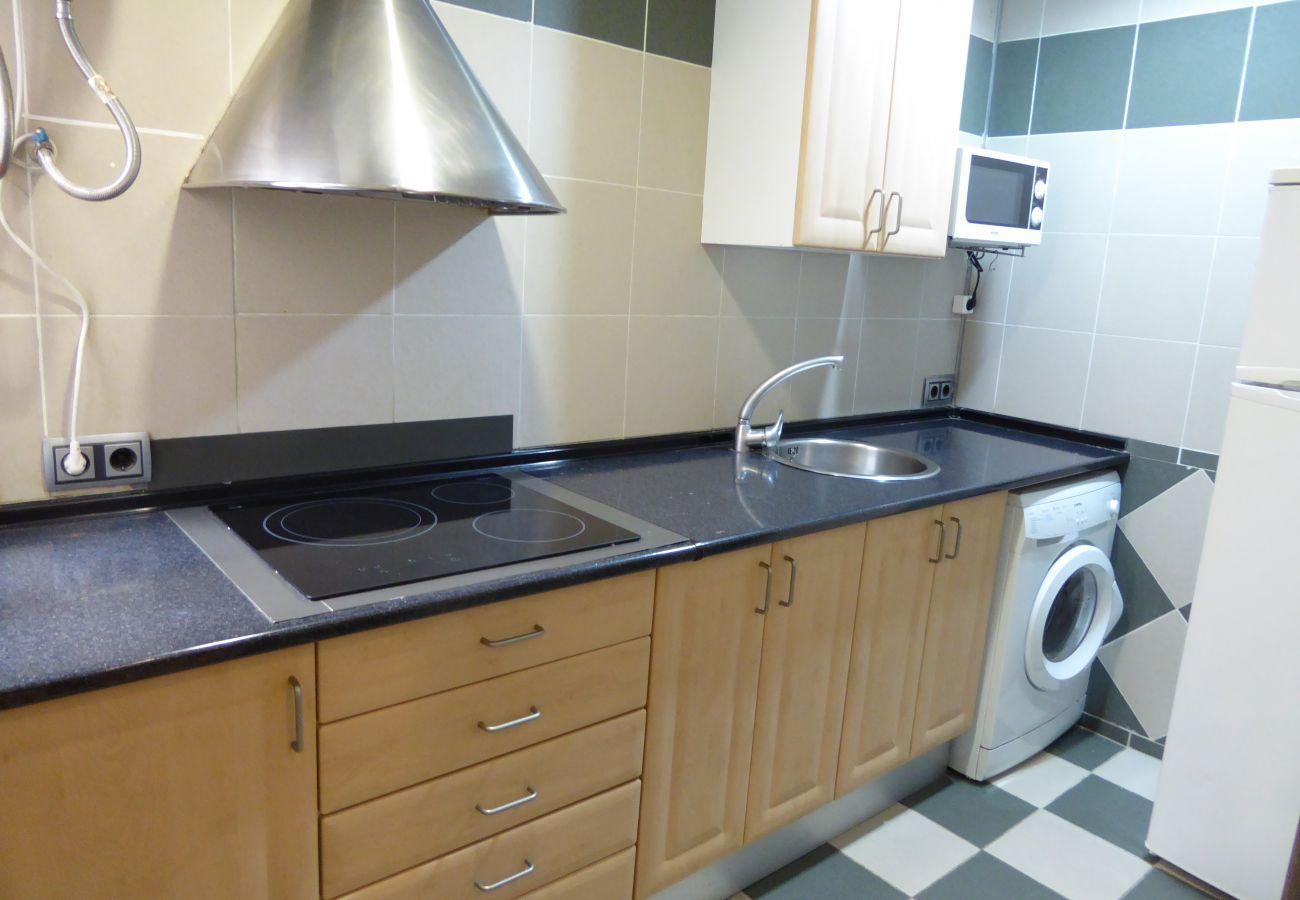 Apartamento en Barcelona - Bonito piso en alquiler por días en Gracia, Barcelona centro. Luminoso, tranquilo y bien situado.