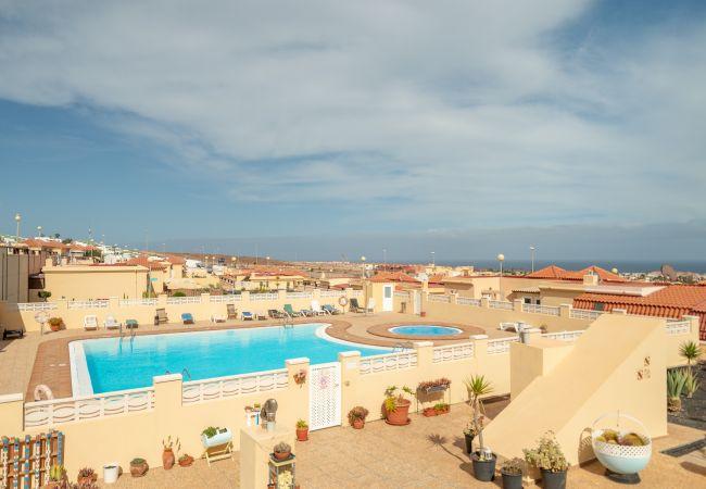 Apartamento en Caleta de Fuste - Vistas Golf Apartment Fuerteventura
