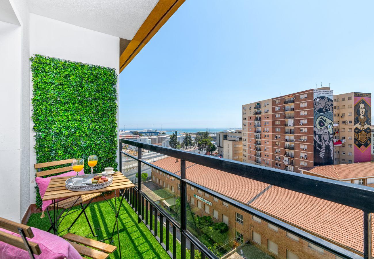 Apartamento en Málaga - iloftmalaga Calle Alemania I