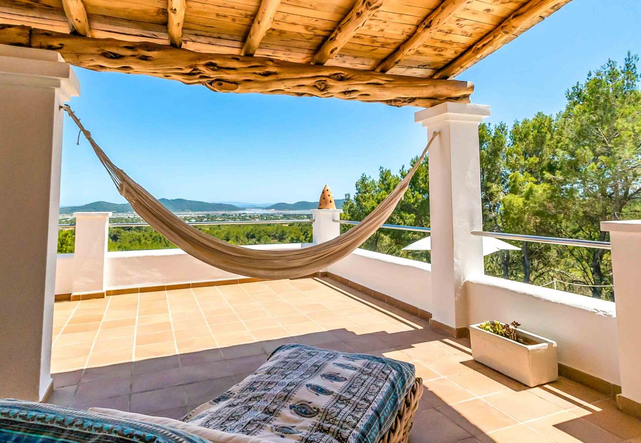 Casa de vacaciones a 5 minutos de Ibiza centro.