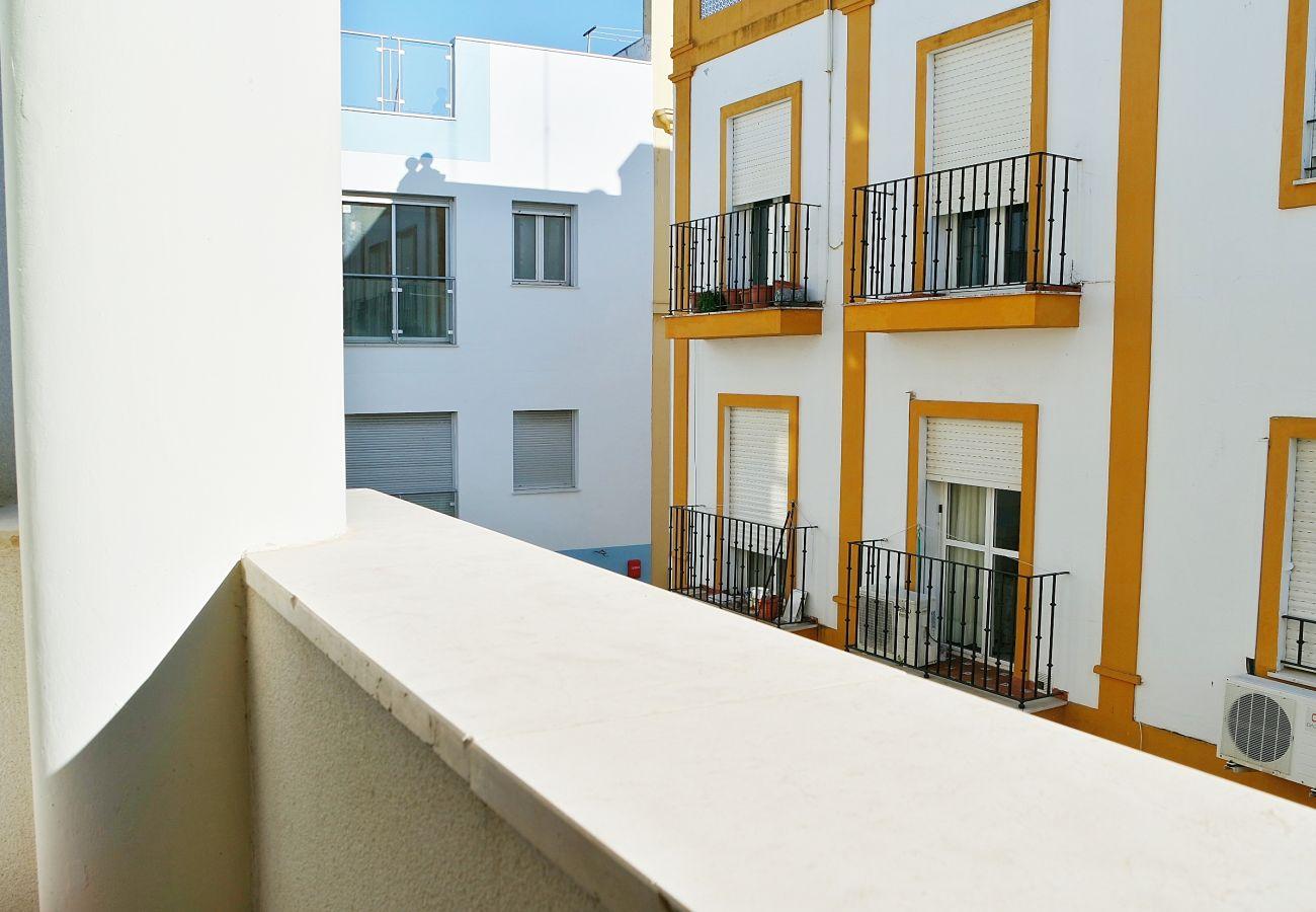 Apartamento en Ayamonte - Apartamento de 1 dormitorios en Ayamonte