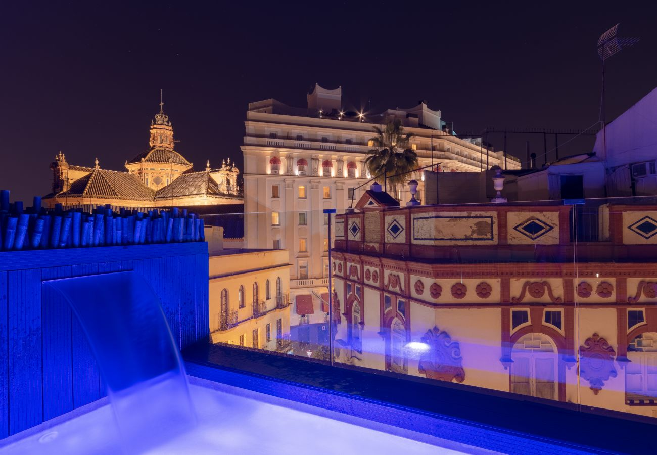 Apartamento en Sevilla - Apartamento de 1 dormitorios en Sevilla