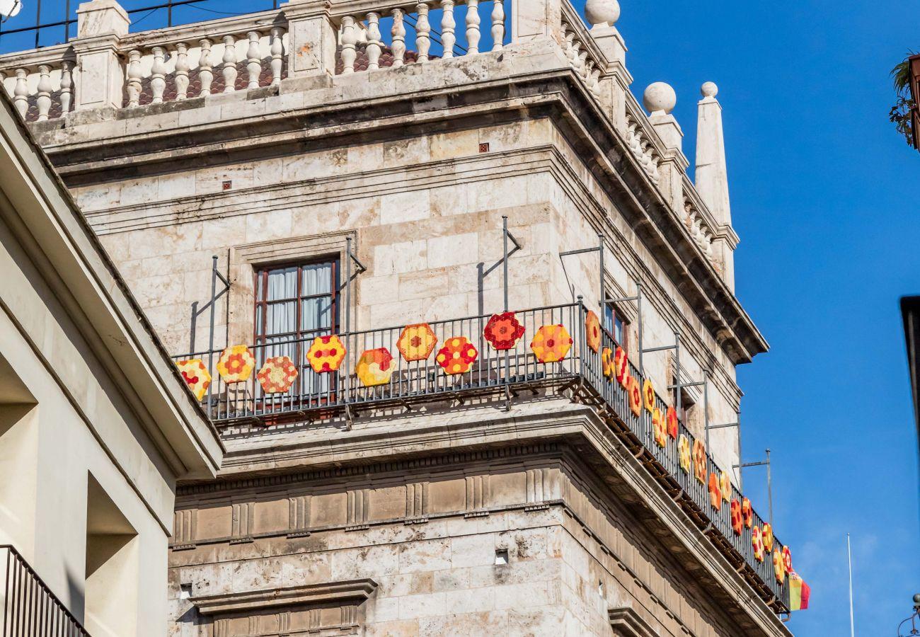 Apartamento en Valencia - TH Plaza de la Virgen