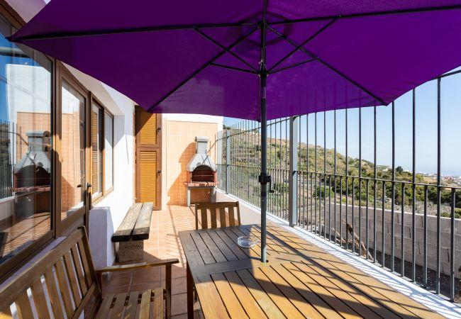 Casa en Güimar - Casa familiar terraza y barbacoa by Lightbooking