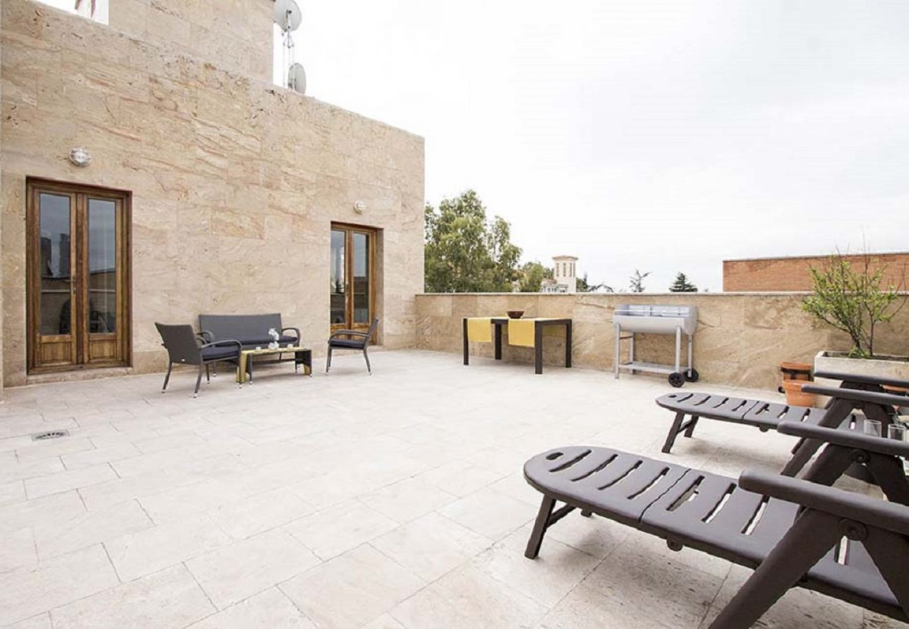 Apartamento en Madrid - VILLABLINO ÁTICO