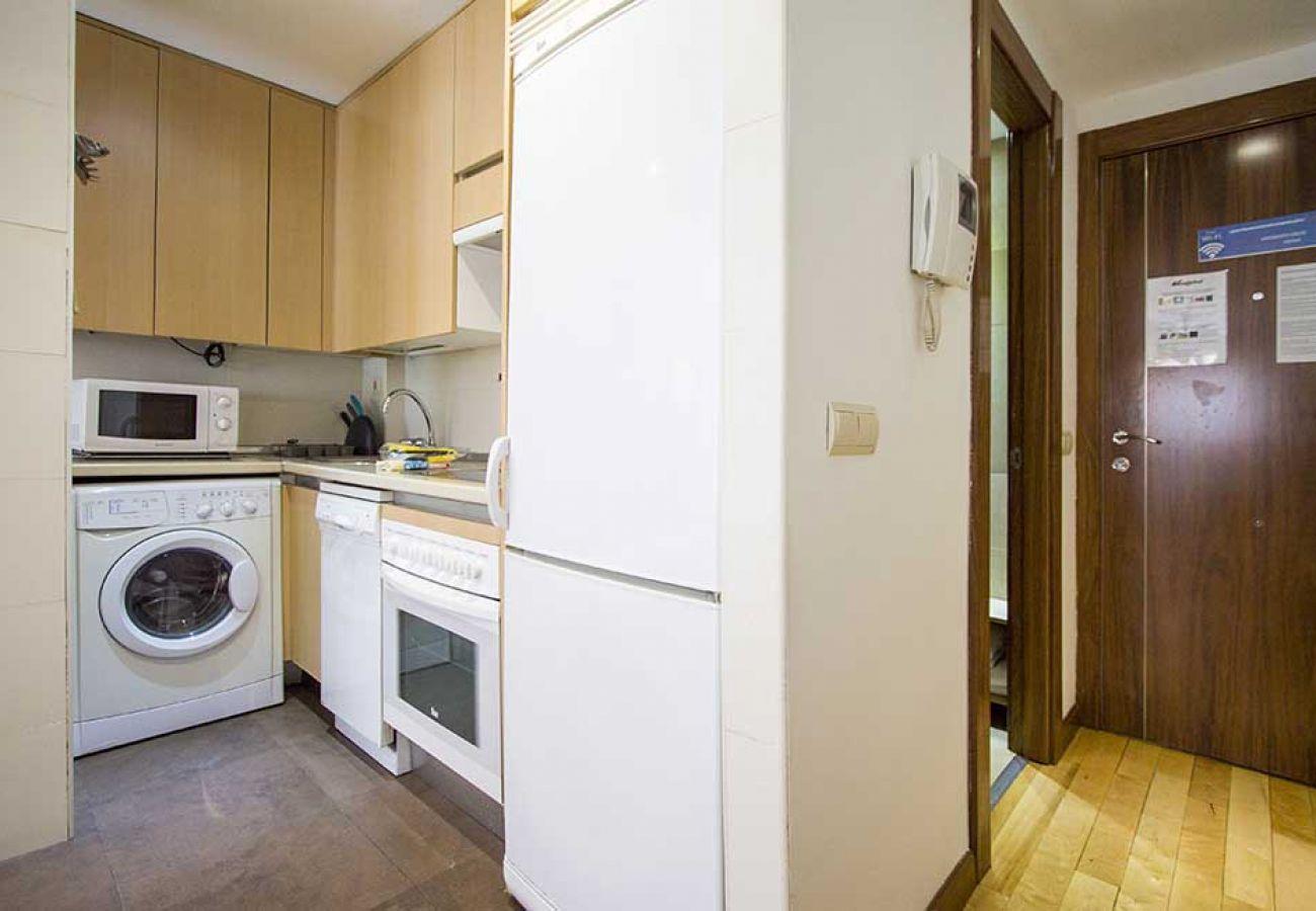 Apartamento en Madrid - CENTRO-CHAMBERI-MALASAÑA 1 ROOM- 4 PAX