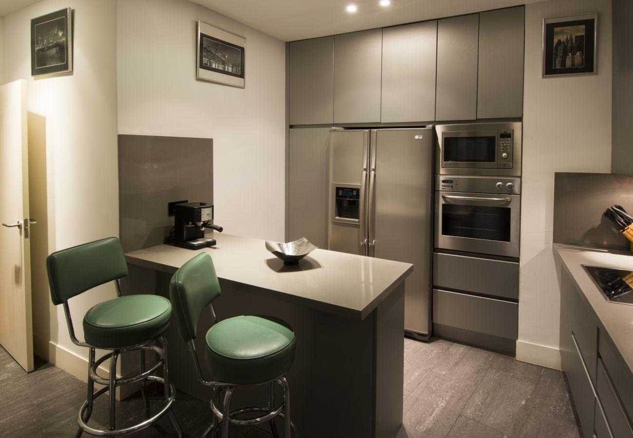 Apartamento en Madrid - Luxury Apartment - Madrid City Center- Newyorker Flat