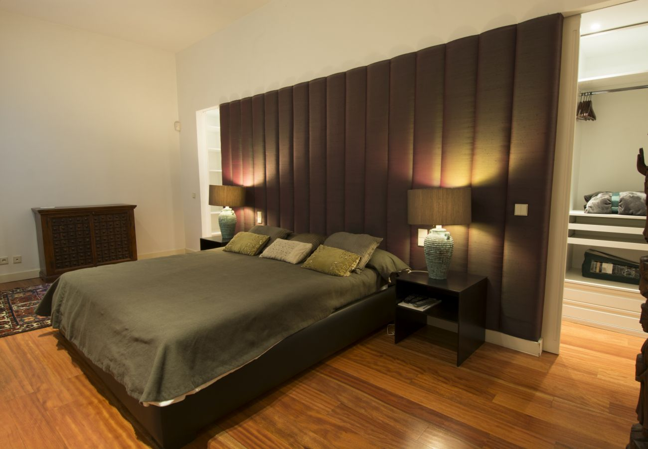 Apartamento en Madrid - Luxury Apartment - Madrid City Center- Newyorker Flat