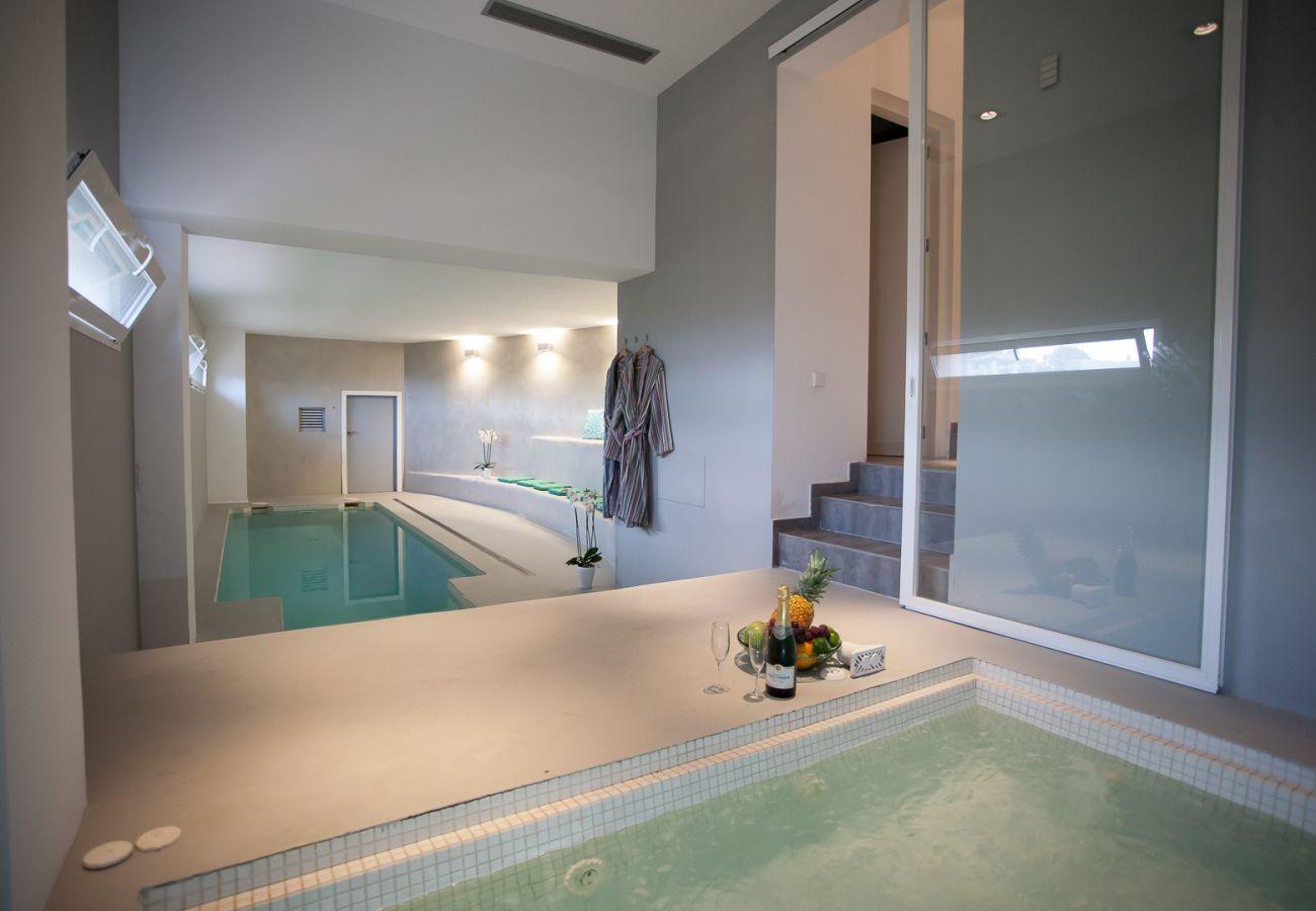 Villa in Ibiza / Eivissa - Villa with swimmingpool in Ibiza