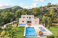 Villa in Ibiza / Eivissa - THE POND Villa. Ibiza. Very comfortable...
