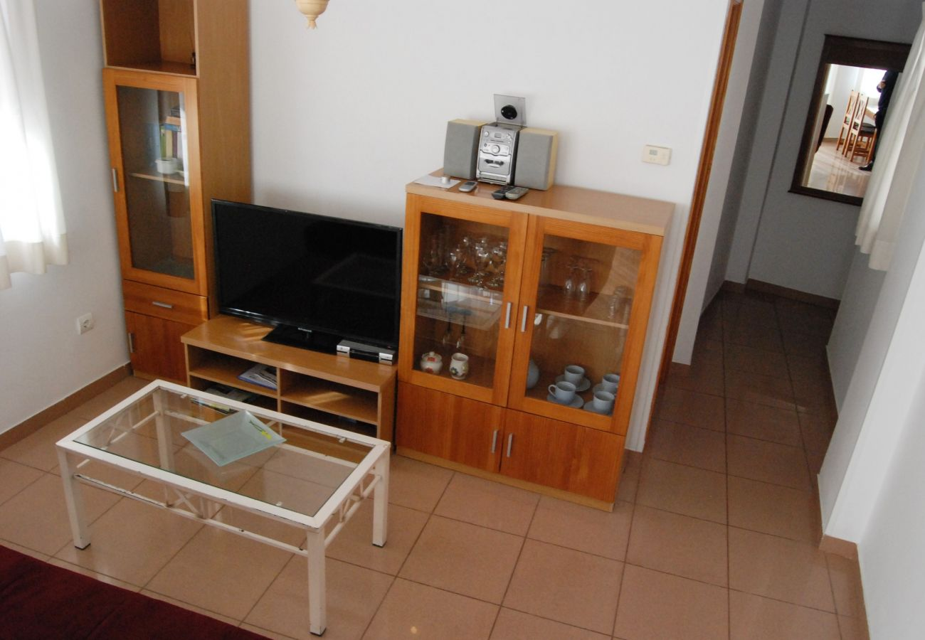 Apartment in Nerja - Apartment with air-conditioned to30 mbeach