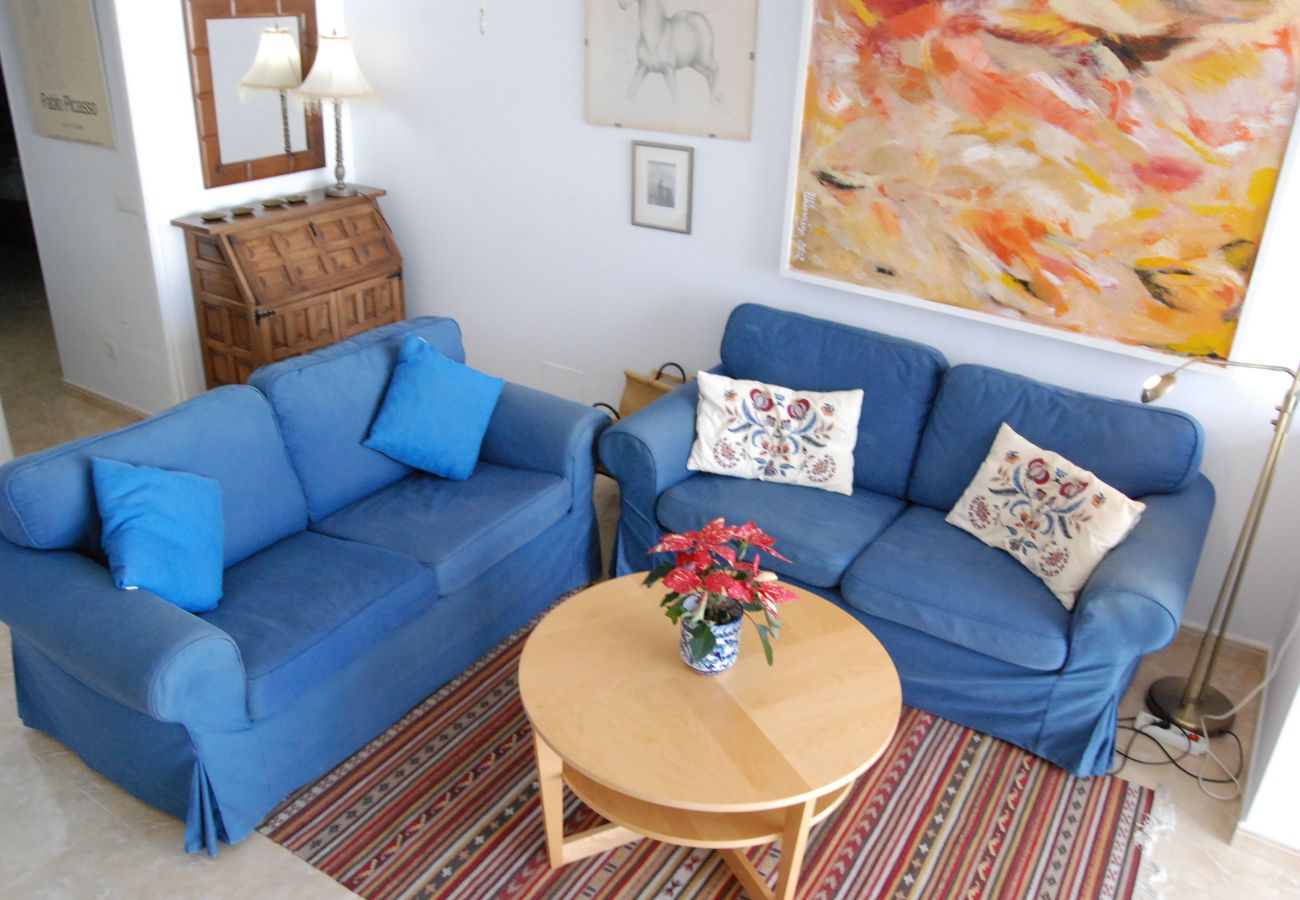 Apartment in Nerja - Apartment for 4 people to 100 m beach