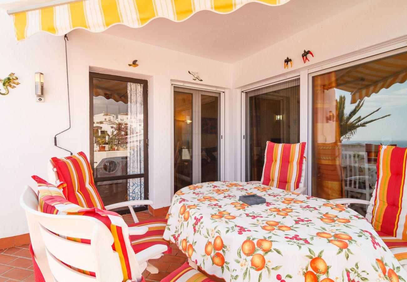 Villa in Nerja - Villa with swimmingpool to2 kmbeach