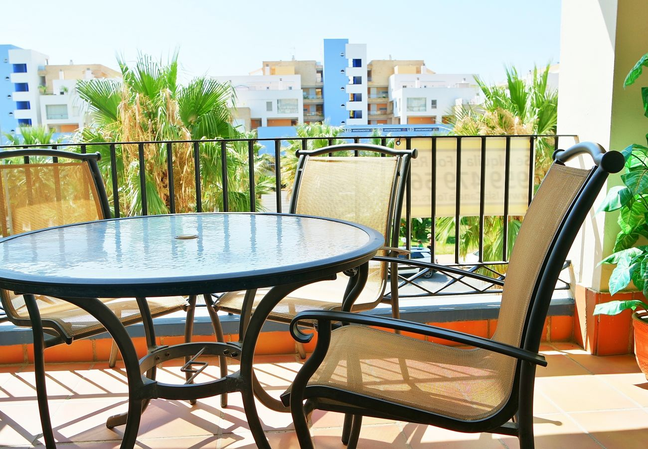 Apartment in Punta del Moral - Apartment of 2 bedrooms to150 mbeach