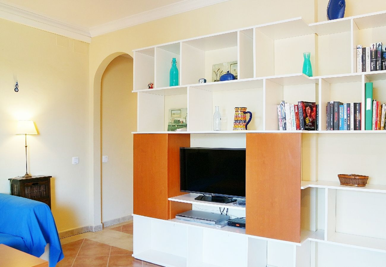Apartment in Isla Canela - Apartment of 1 bedrooms to100 mbeach