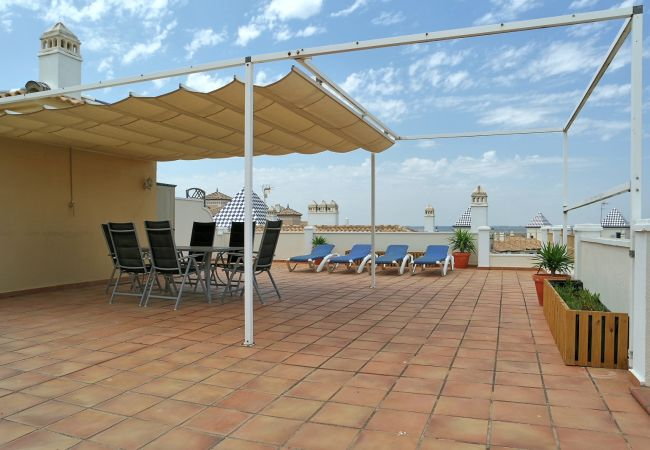 Apartment in Punta del Moral - Apartment of 2 bedrooms to 50 m beach