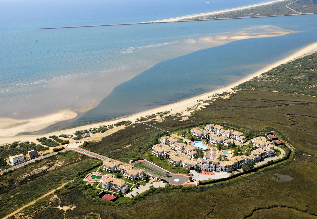 Apartment in Isla Canela - Apartment for 3 people to50 mbeach