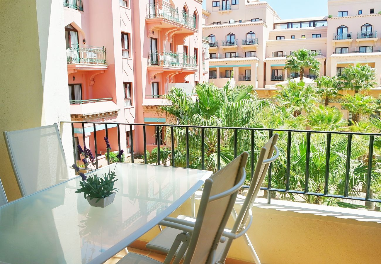 Apartment in Punta del Moral - Apartment for 4 people to50 mbeach