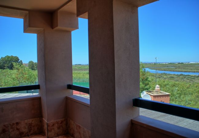 Apartment in Punta del Moral - Apartment for 5 people to100 mbeach