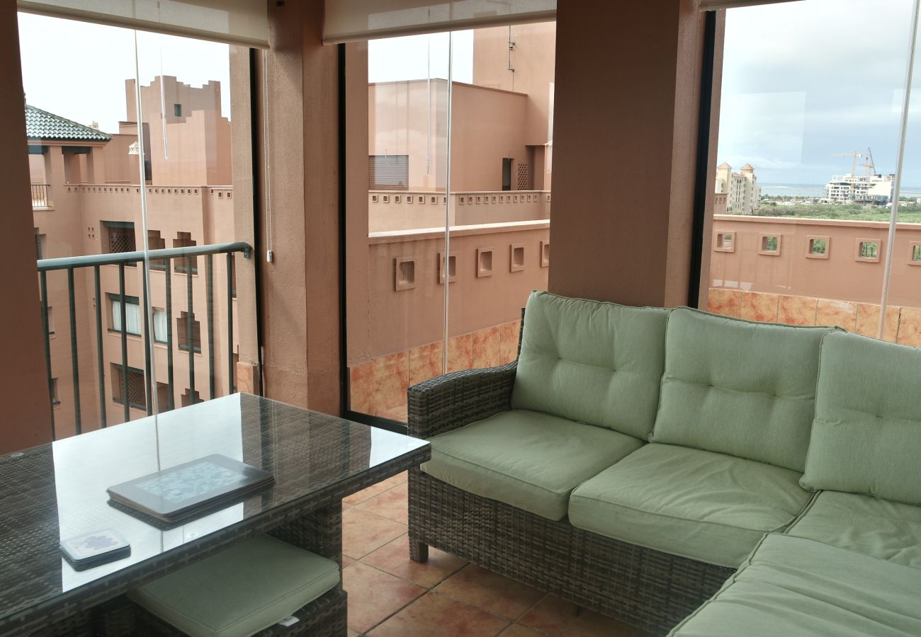 Apartment in Punta del Moral - Apartment of 3 bedrooms to 100 m beach