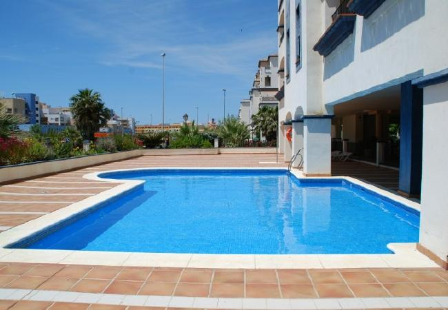 Apartment in Punta del Moral - Apartment of 3 bedrooms to 150 m beach