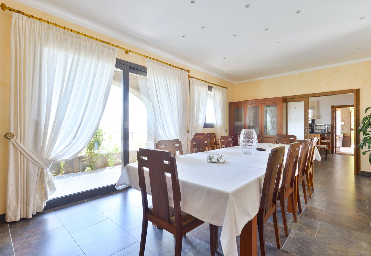 Villa in Ibiza / Eivissa - Villa for 12 people in Ibiza