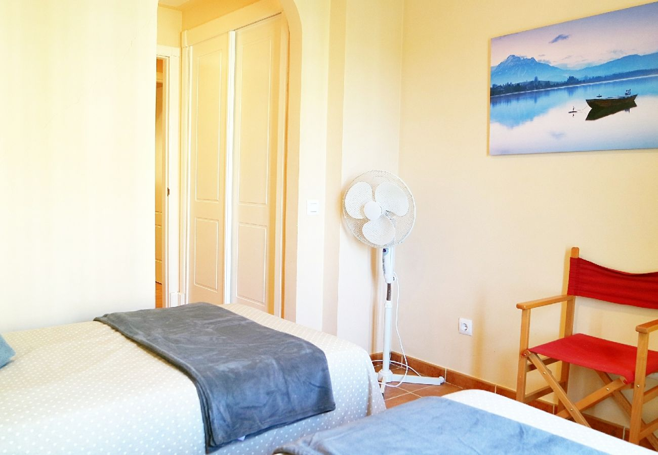 Apartment in Isla Canela - Apartment of 2 bedrooms to50 mbeach