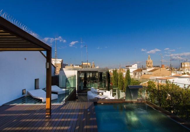Apartment in Valencia / València - Apartment with swimming pool in Valencia