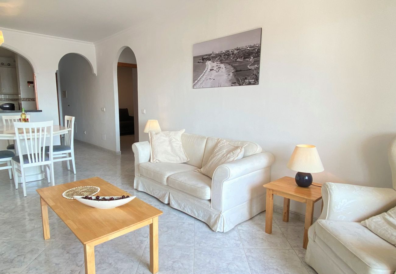 Apartment in Nerja - Apartment for 4 people to100 mbeach