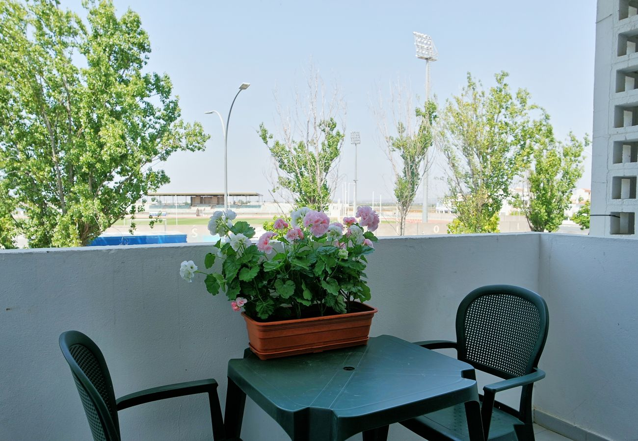 Apartment in Ayamonte - Apartment with air-conditioned to900 mbeach