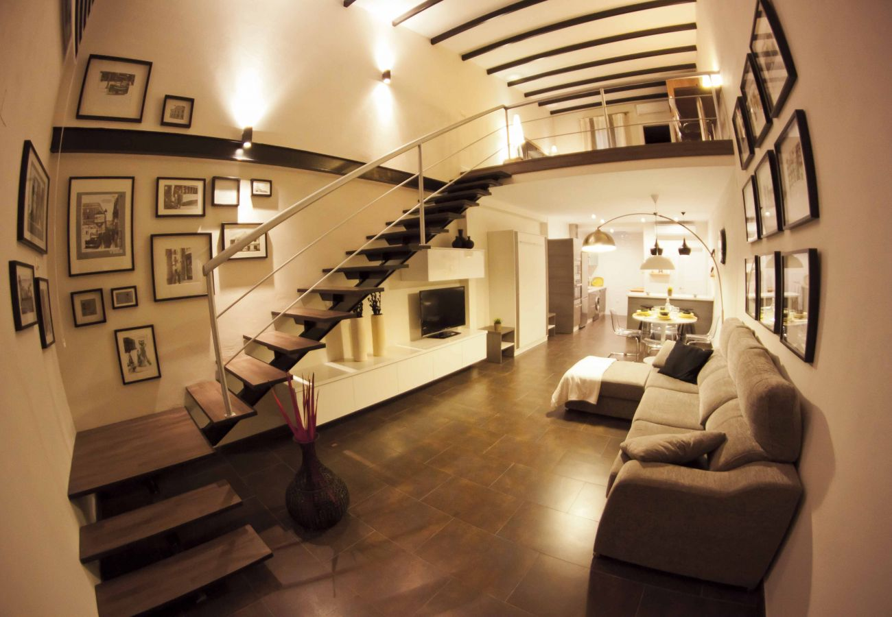 Apartment in Málaga -  iloftmalaga Becquer IV