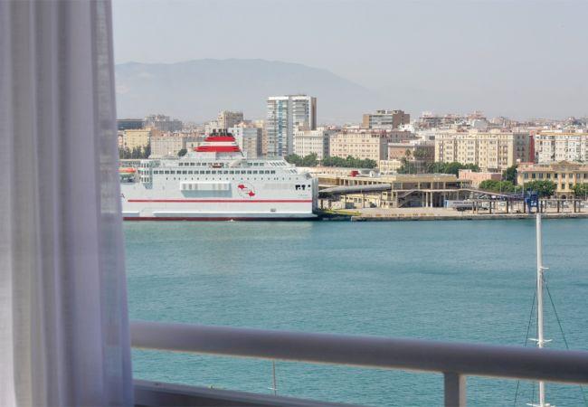 Apartment in Málaga - iloftmalaga Malagueta Urban Beach II