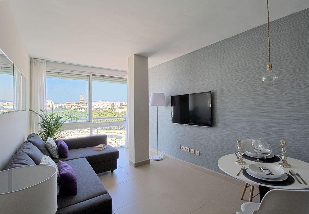Apartment in Málaga - Malagueta Urban Beach II