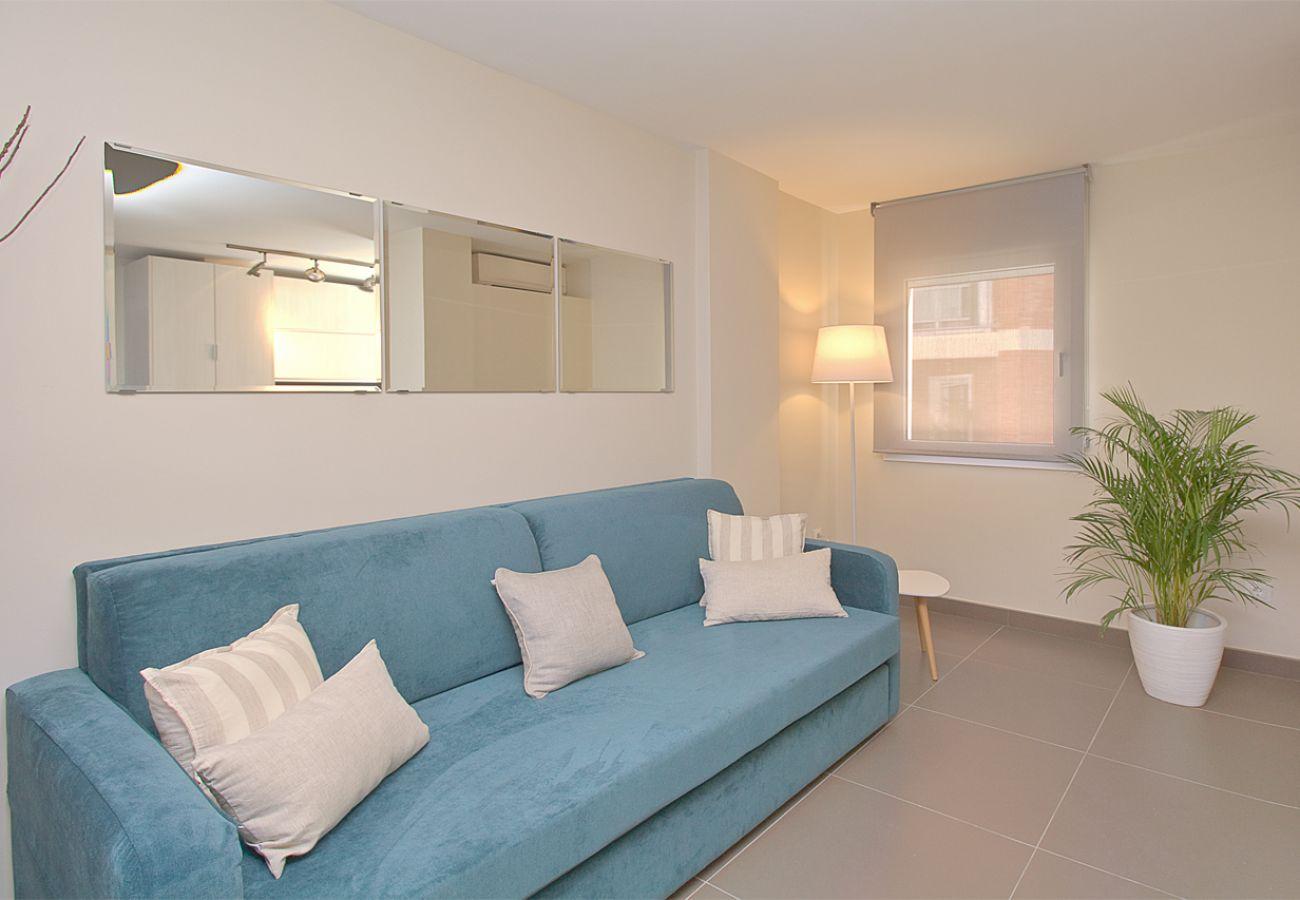 Apartment in Málaga - Malagueta Urban Beach VI