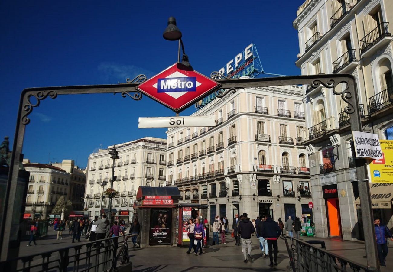 Apartment in Madrid - Downtown Madrid centro Cibeles M (LM7)