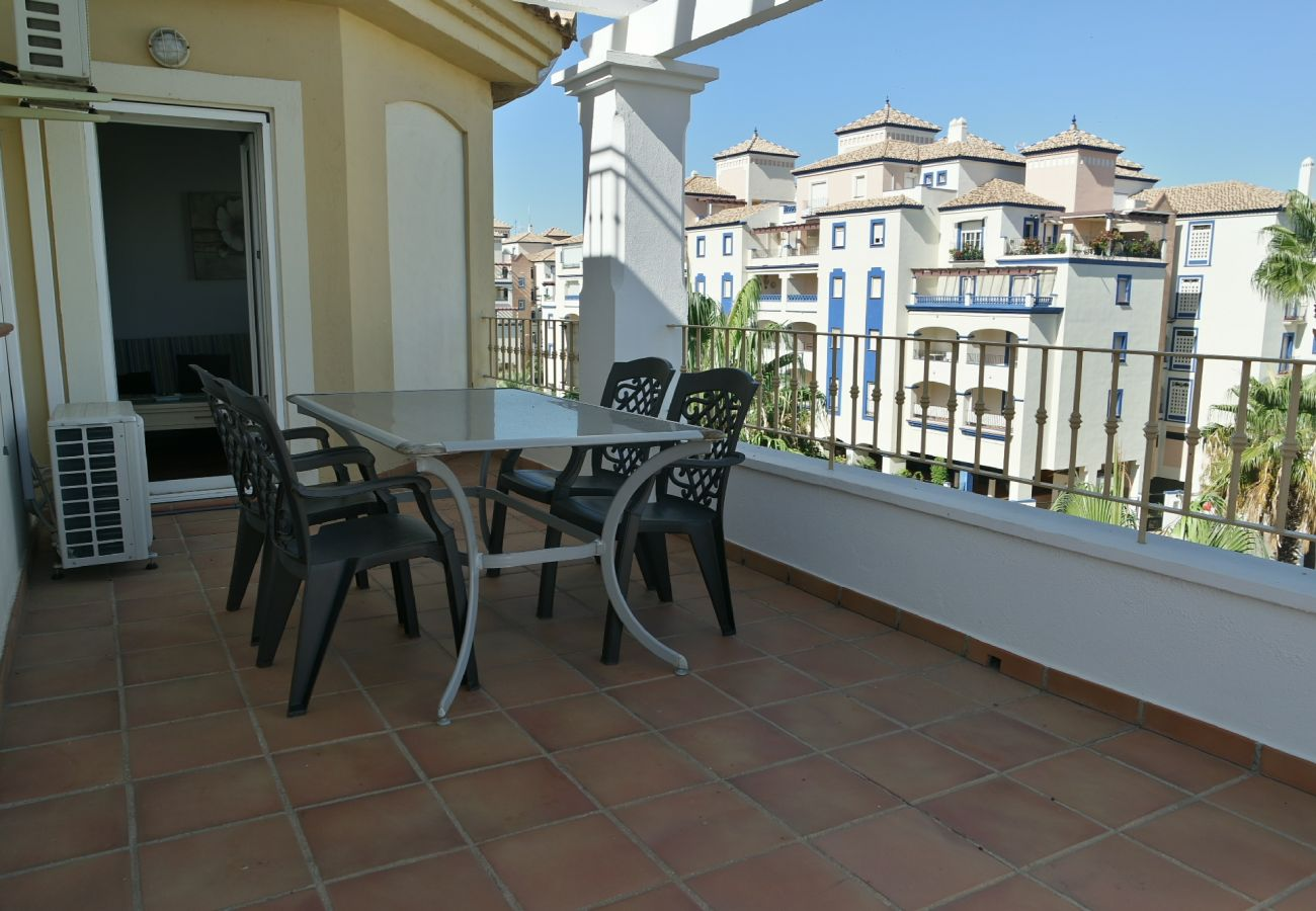 Apartment in Punta del Moral - Apartment of 2 bedrooms to 100 m beach