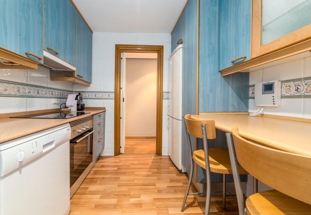 Apartment in Valencia / València - TH Umbracle.