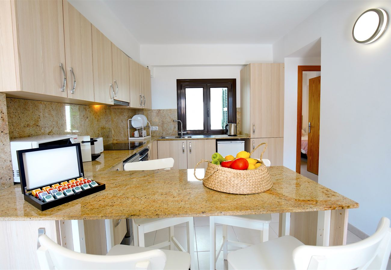 Apartment in Palma de Mallorca - Apartment for 4 people to2 kmbeach