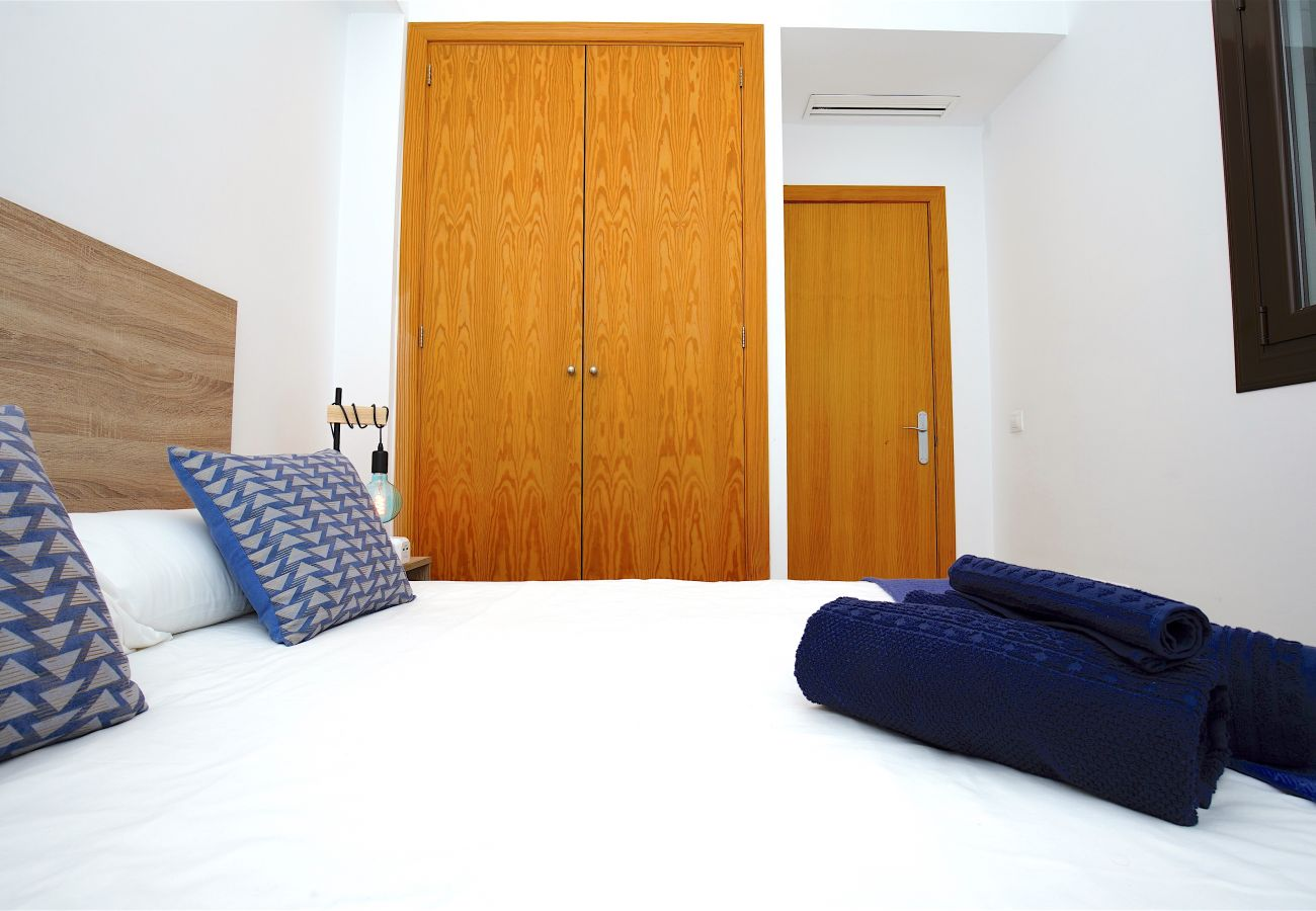 Apartment in Palma de Mallorca - Apartment with air-conditioned to1 kmbeach