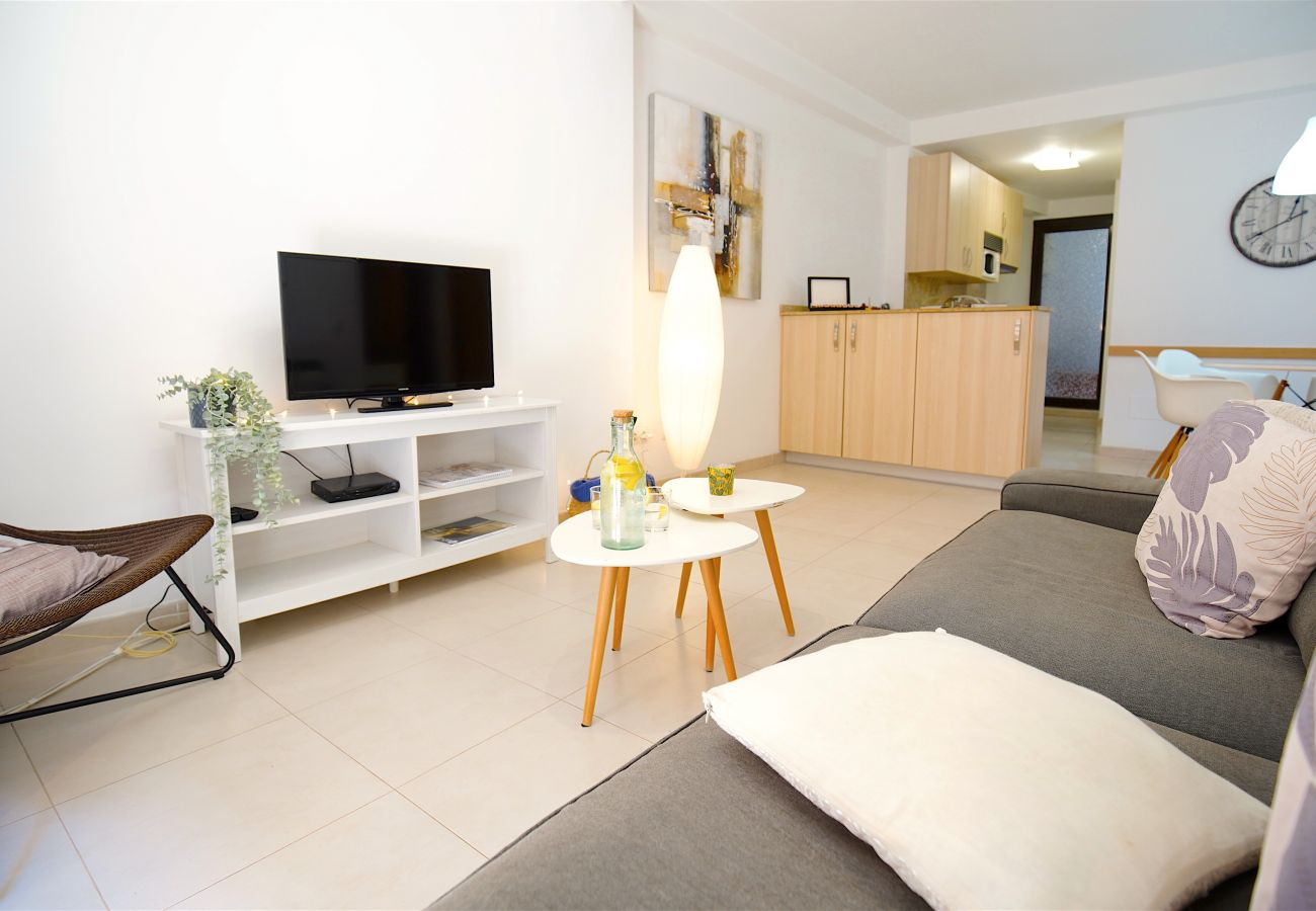 Apartment in Palma de Mallorca - Apartment for 4 people to 1 km beach