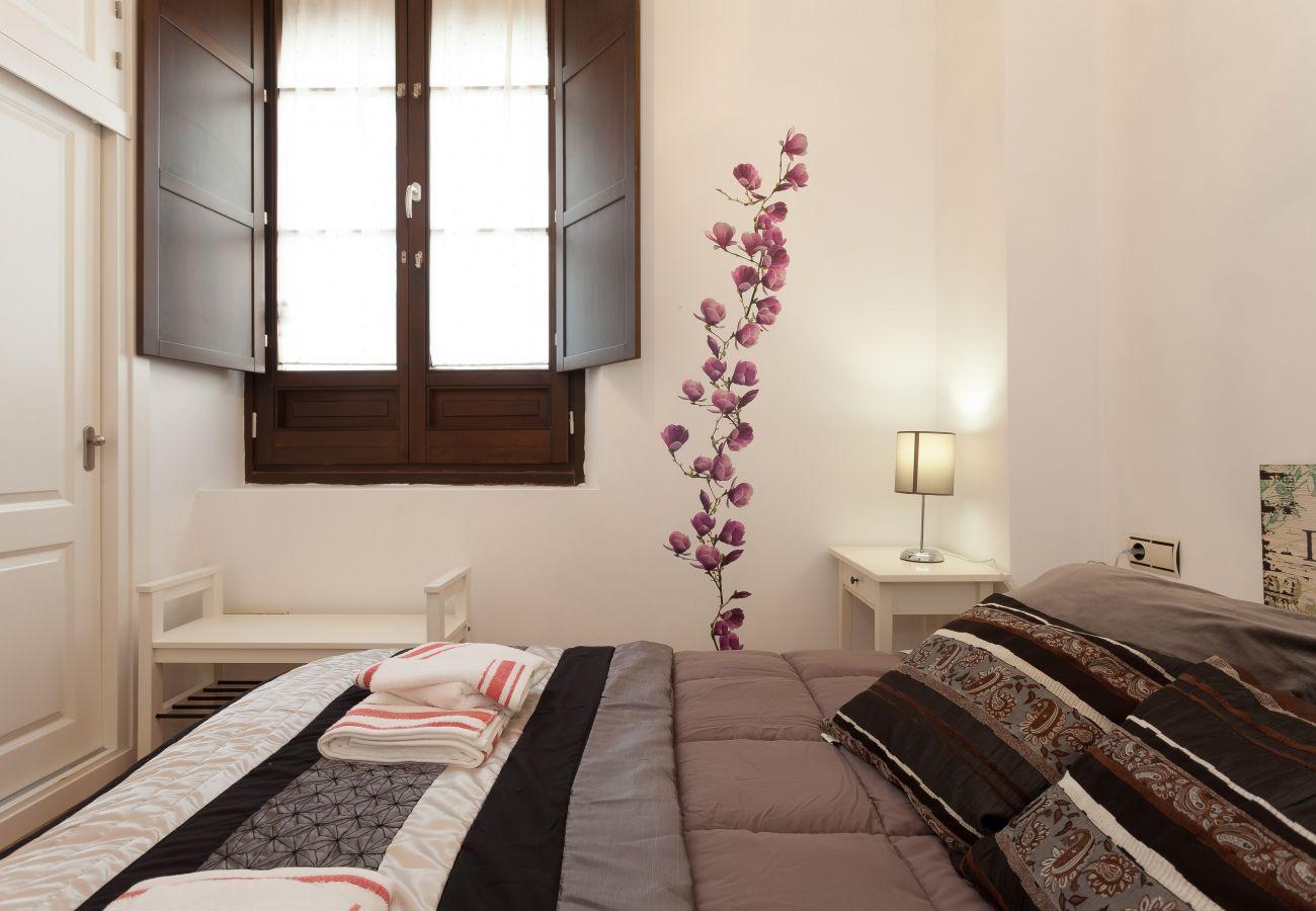Apartment in Cádiz - Apartment of 2 bedrooms to500 mbeach