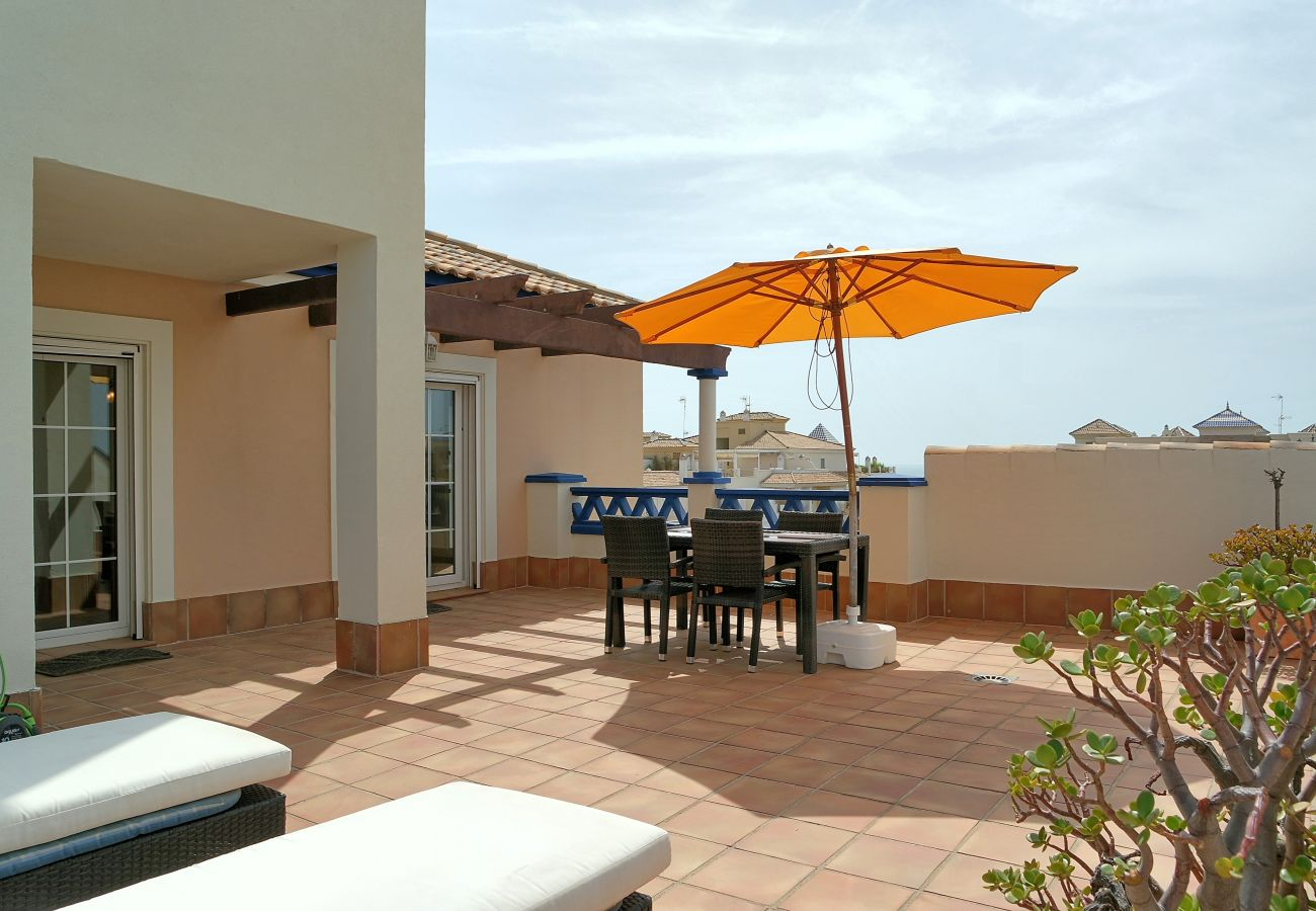 Apartment in Punta del Moral - Apartment of 3 bedrooms to50 mbeach